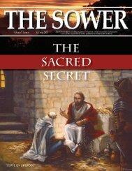 """""""MYSTERY"""" OR """"SACRED SECRET"""" - Spirit & Truth Fellowship ..."""
