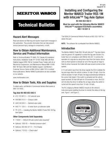 Wabco ecas wiring diagram 7 pin trailer wiring diagram wiring diagrams yumpu com yumpu com trailer wiring diagram tp 1273 meritor wabco swarovskicordoba Choice Image