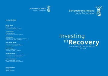 Investing in Recovery