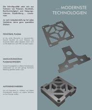Brennschneide-Folder - Weyland GmbH