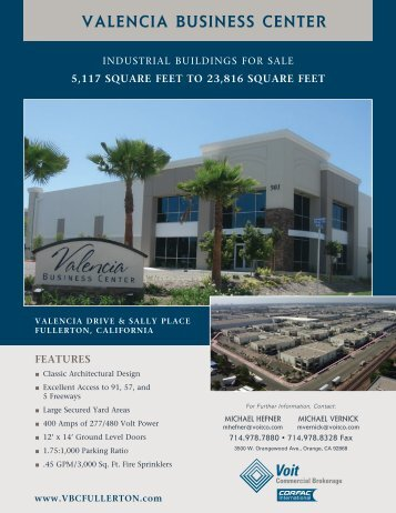 Valencia Business center