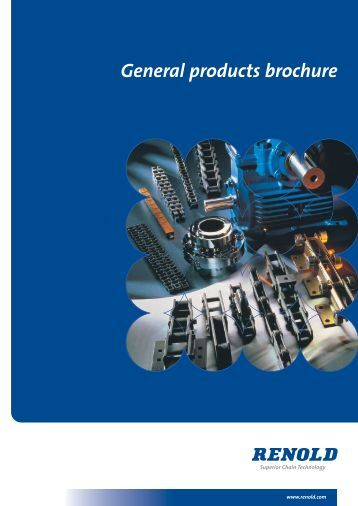 General Products Brochure - Renold