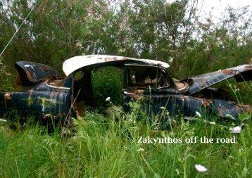 Zakynthos off the road - Publicatuslibros.com