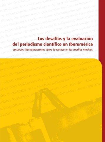 Los desafíos y la evaluación del periodismo científico en Iberoamérica