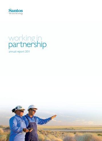 Annexure 2, Appendix 1 - Santos Annual Report 2011 (PDF, 7.80MB)