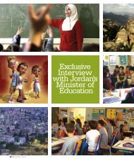 Exclusive Interview with Jordan's Minister of Education - Podcast for ...