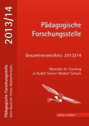 PDF-Datei - Bund der Freien Waldorfschulen