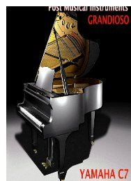 Yamaha C7.pdf - Post Musical Instruments