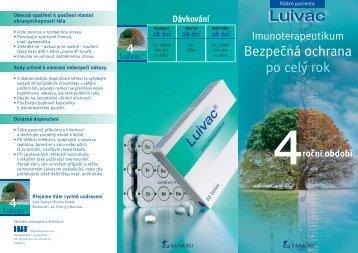 Luivac - 4 roční období - IBI, spol s ro