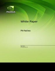 Whitepaper - NVIDIA Developer Zone