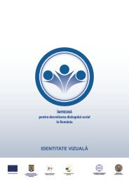 Manualul de Identitate Vizuala a proiectului - CSN Meridian