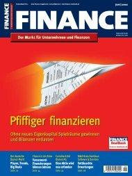 Finance - Jun. 2002 - Klein & Coll.