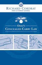 Ohio Attorney General - Erie County, Ohio - State of Ohio