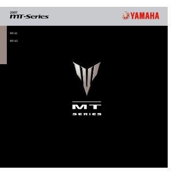 MT-Series - Yamaha Motor Europe