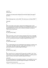 (Economische Zaken) (ontvangen 8 juli 2013) - liigl