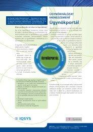 Ügynökportál - T-Systems