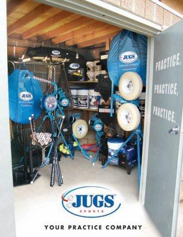 2009 JUGS Sports Catalog