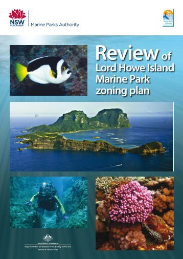 guide to the review - Marine Parks Authority NSW