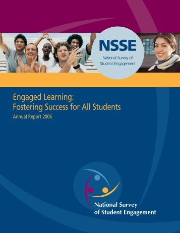 Fostering Success for All Students - NSSE - Indiana University ...