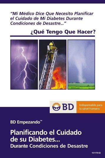3201-BD Disaster(Spanish)