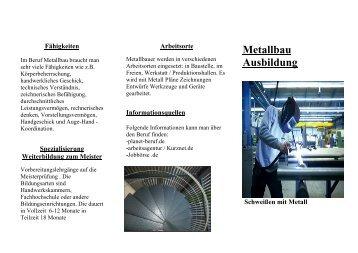 Metallbauer #3
