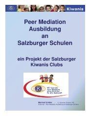 (Microsoft PowerPoint - KI - Peer Mediation - Pr\344sentation 2009 ...