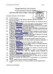 la délibération CR 48-12