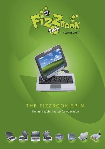 THE FIZZBOOK SPIN - svarog
