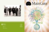 Receiving multiple copies of MainGate? - American University of Beirut