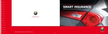 an introduction to alfa romeo smart insurance