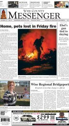 Download - Wise County Messenger
