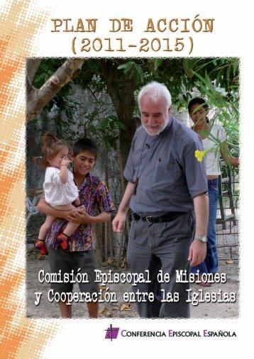 Plan de Acción 2011-2015 - Conferencia Episcopal Española