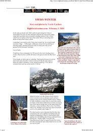 HighOnAdventure_Swiss Winter_01.02.2010