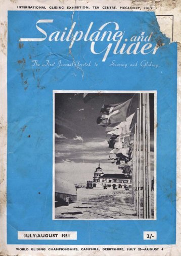 Volume 22 No. 4 Jul-Aug 1954.pdf - Lakes Gliding Club