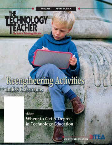 April 2006 - Vol 65, No 7 - International Technology and ...