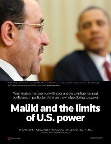 IRAQ-SECURITY:MALIKI