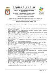 Avviso pubblico - Centro Servizi Volontariato Salento