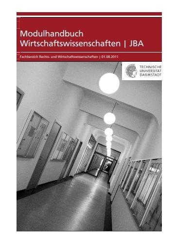 FB02_WI_(JBA) - Fachbereich Rechts- und Wirtschaftswissenschaften