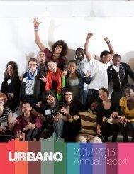 2013 Annual Report - The Urbano Project