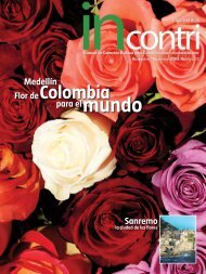 ver más - Cámara de Comercio Italiana para Colombia