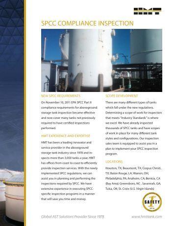 Read book spcc compliance inspection hmt inc PDF - Read