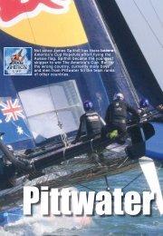Pittwater Boys Race - MULTIHULL WORLD