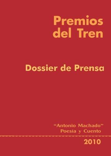 Premios del Tren - Fundación de los Ferrocarriles Españoles
