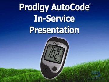 Prodigy Voice In-Service Presentation