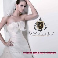 love at first sight is easy to understand - Bowfield Hotel and Country ...
