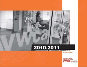 to link to our 2010/2011 - YWCA USA