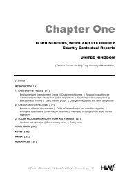 Chapter One - HWF