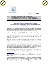 Sourcing Information on and Responding to Pandemic (H1N1) - IVEA