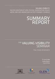 Valuing Visibility Report - IVEA