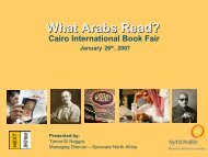 WHY READ MORE - Next Page Foundation